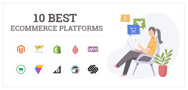 top best ecommerce platforms
