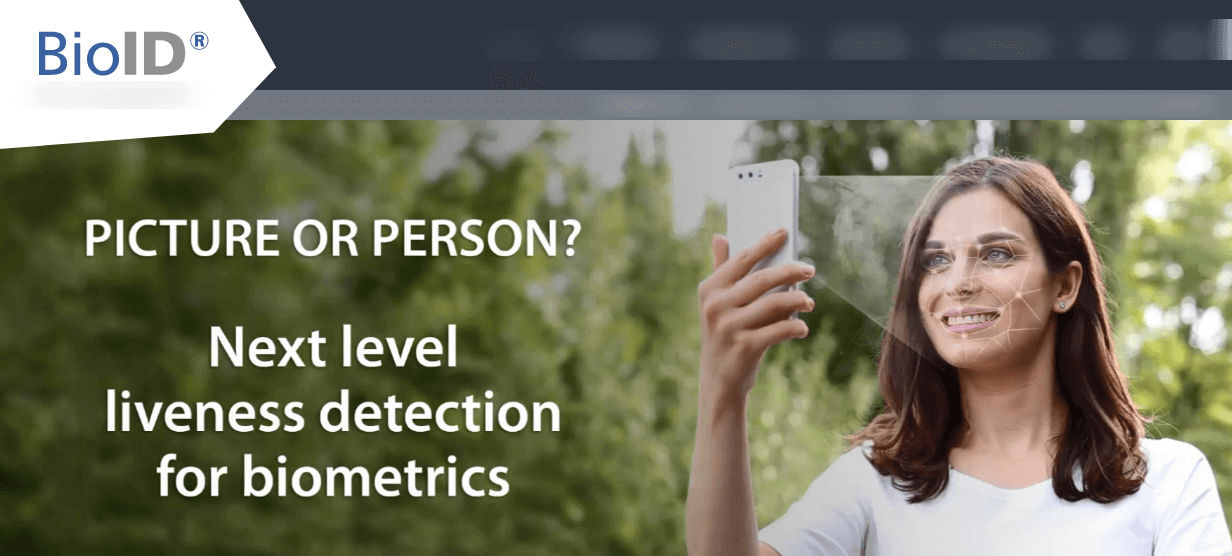 BioID Face Recognition App