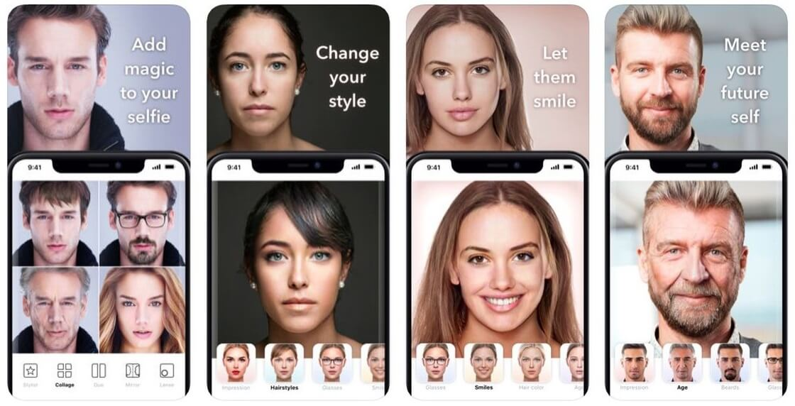 Faceapp Face Recognition App