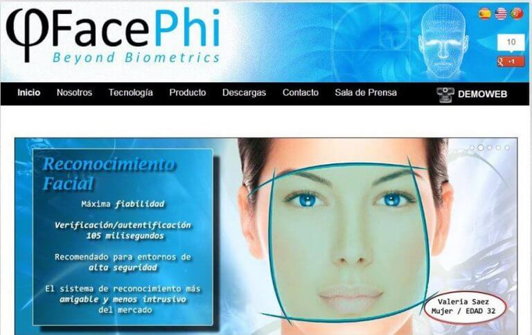 Facephi Face Recognition App