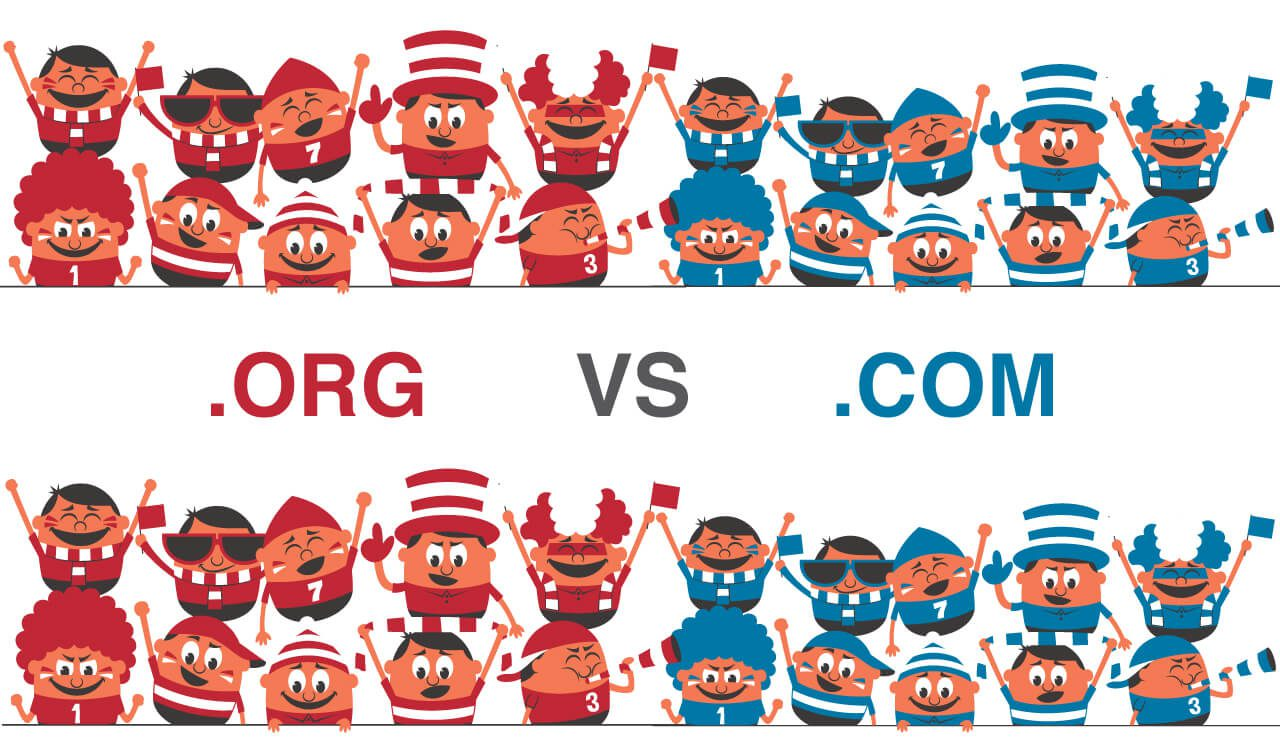 .Org vs .Com Difference