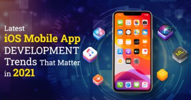 iOS Mobile App Development Trends