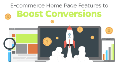 Homepage Features to Boost Conversions